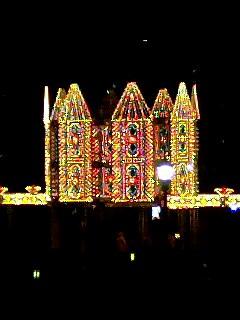 クリスマス イルミネーション2