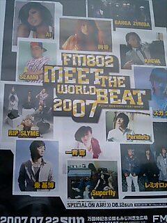 MEET THE WORLD BEAT