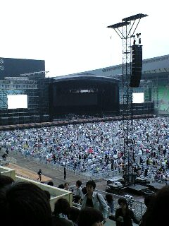 Mr.Children HOME TOUR 2007<br />-in the field-